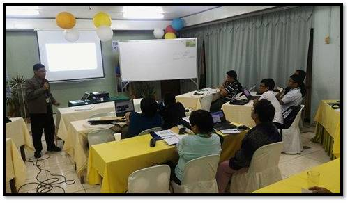 SPAMAST Participates in the 3-Day SARAI Training
